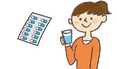 薬の服用方法