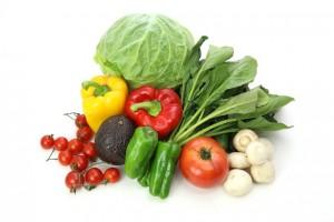 食物繊維を含む食材