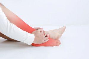 末梢神経障害による足の痛み