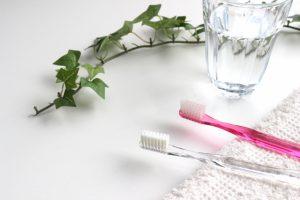 口腔ケアに必要な歯ブラシ