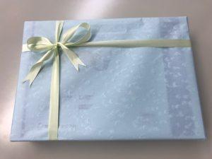プレゼント包装したパワーフコイダンCG
